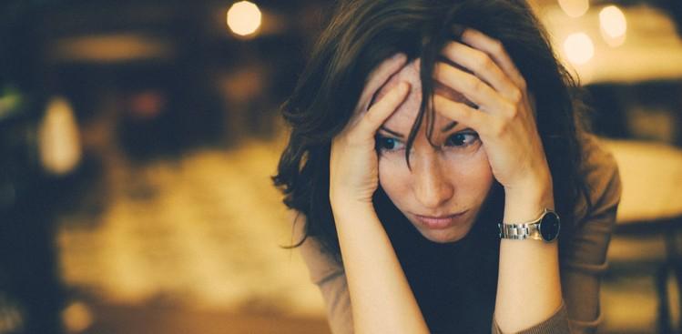 woman anger